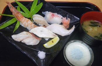 房総の恵み寿司